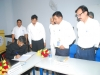 Visit by Principle Secretary, Higher & Technical Edu Dr. Sanjay Chahande